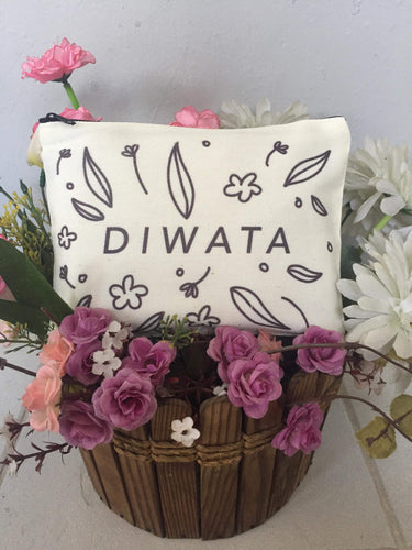 Diwata Canvas Bag
