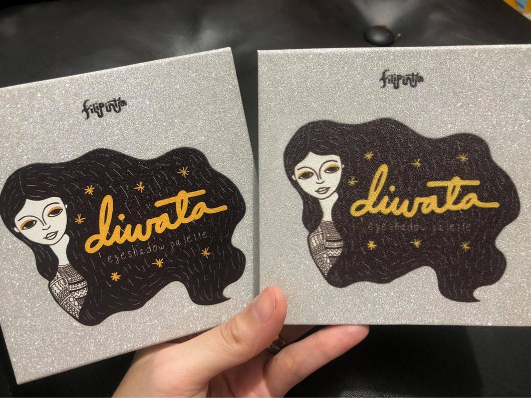 SAMPLE SALE - DIWATA PALETTE