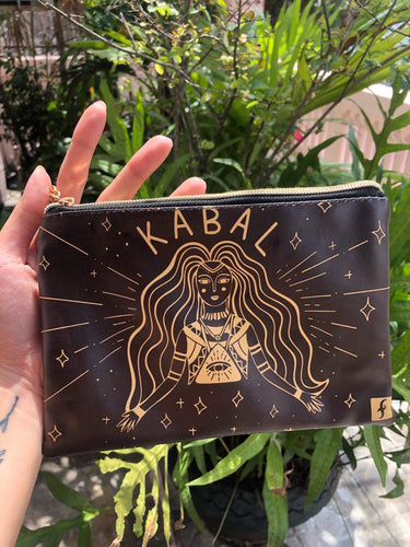 KABAL makeup bag