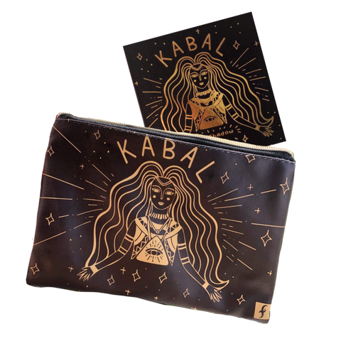 Kabal Pouch and Palette Set