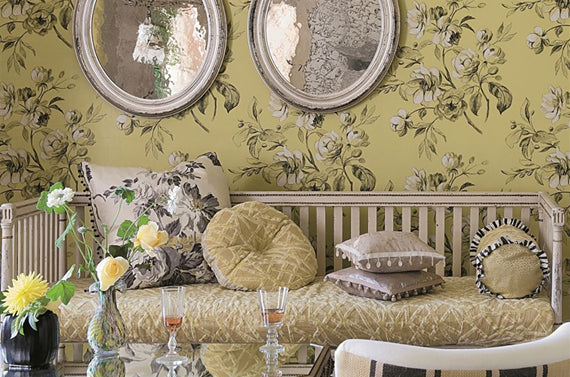 Designers Guild Nabucco Wallpaper Collection