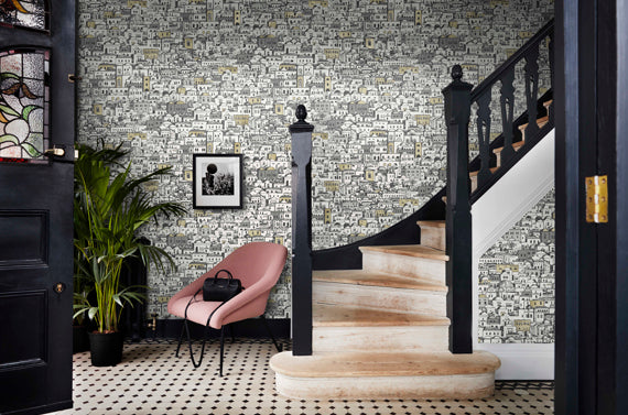 Cole and Son Forasetti Wallpaper Collection