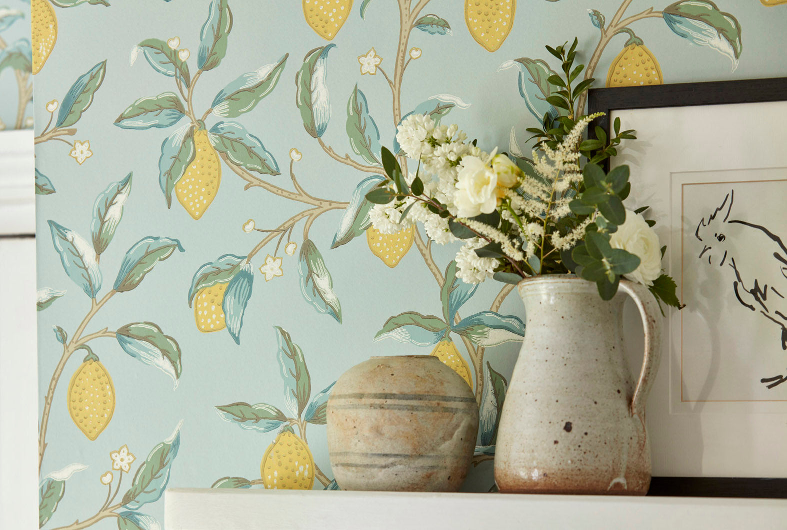Decorate your home in our Designer Wallpaper Collections