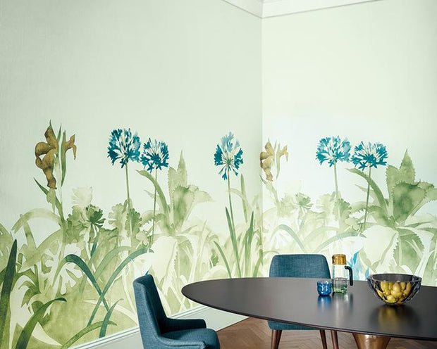 Paint & Paper Library Aloe Walk Glass PPAWGL Wallpaper