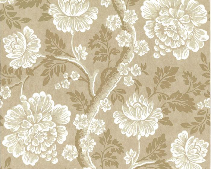 Little Greene Gustav Mudan 0247GUMUDAN Wallpaper