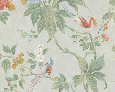 Little Greene Paradise Dusk 0247PADUSKZ Wallpaper