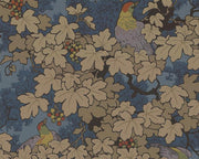 Little Greene Vine Bleu 0247VIBLEUZ Wallpaper