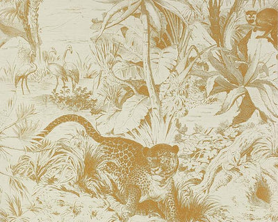 Manuel Canovas Salvator Ocre 03093-03 Wallpaper