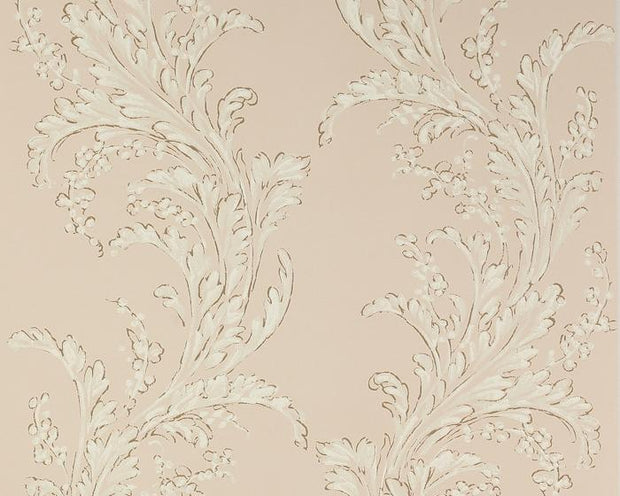Manuel Canovas Volanges Rose Ancien 03099-04 Wallpaper
