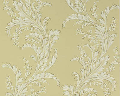 Manuel Canovas Volanges Ocre 03099-05 Wallpaper