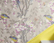 Little Greene Loriini Tuscany 0293LOTUSCA Wallpaper