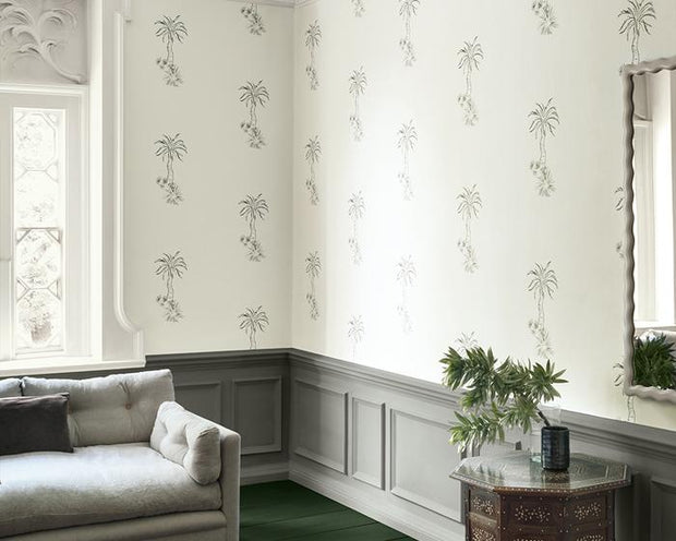 Paint & Paper Library Lighthouse Palm Chelsea Green PPLPCG Wallpaper