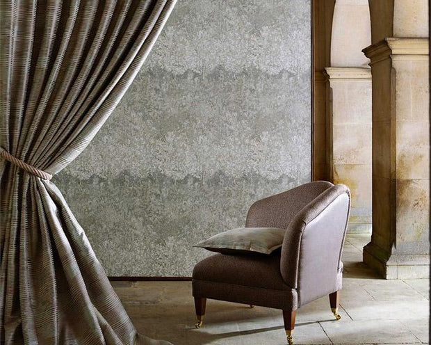 Zoffany Belvoir Antique Bronze 312654 Wallpaper