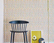 Scion Tikku Glacier/Pebble/Hemp 111529 Wallpaper