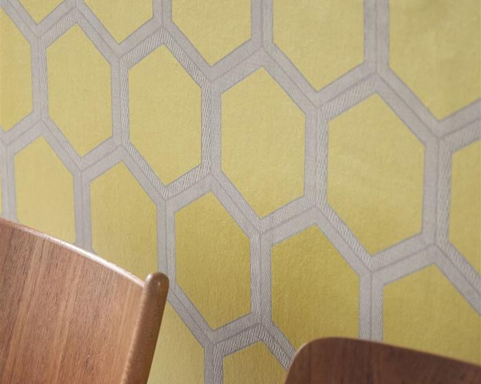 Designers Guild Zardozi Gold PDG1064/04 Wallpaper