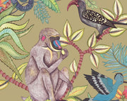 Cole & Son Savuti 109/1005 Wallpaper
