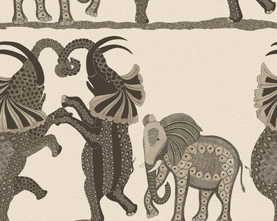 Cole & Son Safari Dance 109/8036 Wallpaper