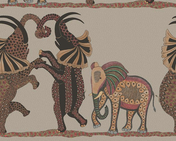 Cole & Son Safari Dance 109/8038 Wallpaper