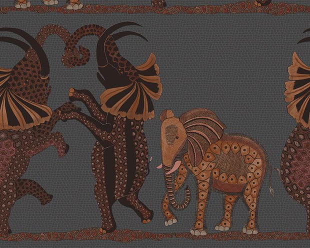 Cole & Son Safari Dance 109/8040 Wallpaper