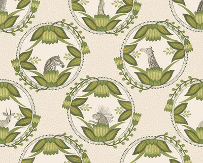 Cole & Son Ardmore Cameos 109/9041 Wallpaper