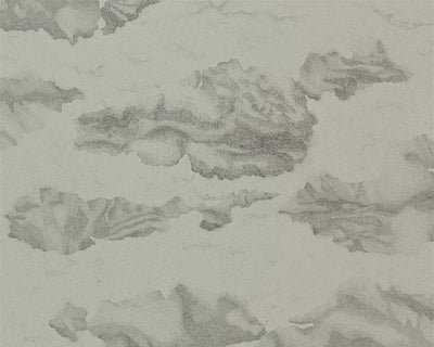 Harlequin Nuvola Charcoal/Silver 111069 Wallpaper