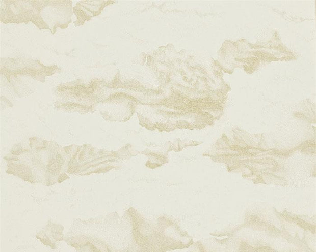 Harlequin Nuvola Gold/Shell 111070 Wallpaper