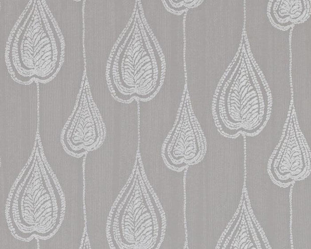 Harlequin Gigi Smoked Mauve 111185 Wallpaper