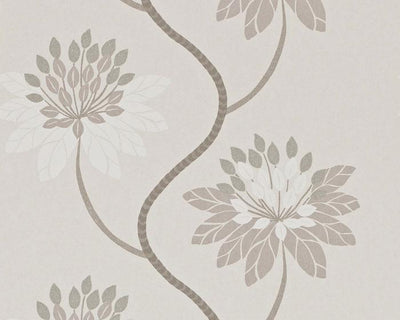 Harlequin Eloise Vintage Rose/Linen 111187 Wallpaper