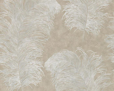 Harlequin Operetta Pebble 111236 Wallpaper