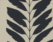 Scion Malva Liquorice 111308 Wallpaper