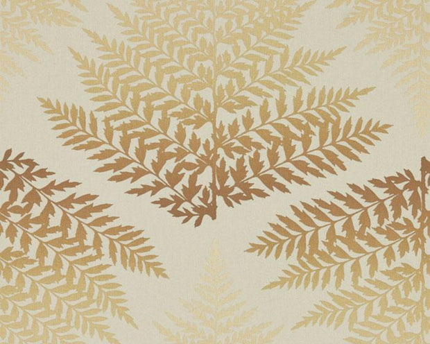 Harlequin Filix Gold/Bronze 111382 Wallpaper