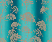 Harlequin Angeliki Ocean/Silver 111398 Wallpaper