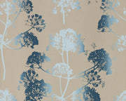 Harlequin Angeliki Indigo/Pewter 111399 Wallpaper