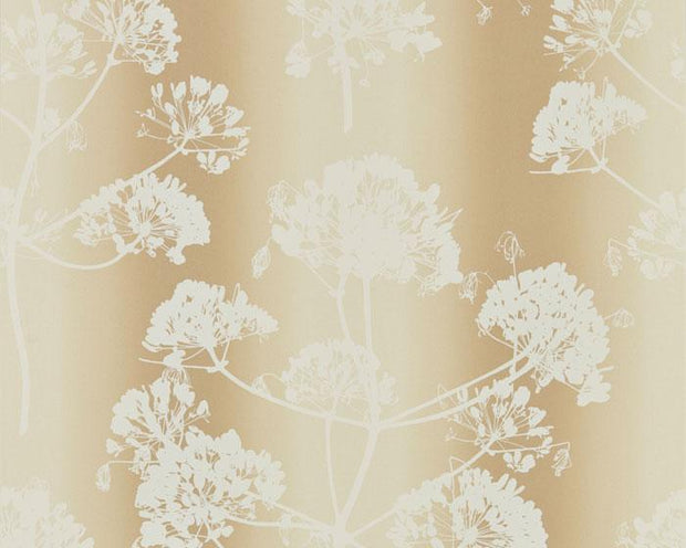 Harlequin Angeliki Cream/Hessian 111401 Wallpaper