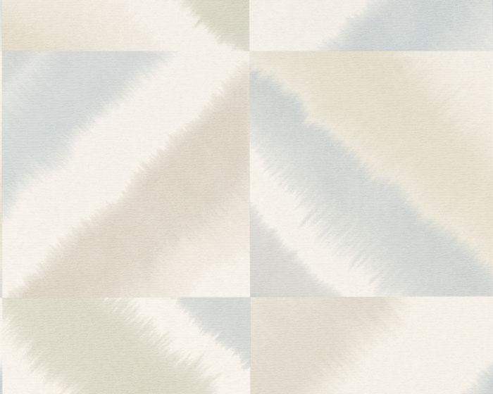 Harlequin Quadro Mist/Fawn/Blush 111456 Wallpaper