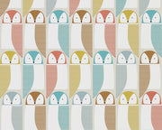Scion Barnie Owl Grapefruit/Sunshine/Julep 111520 Wallpaper