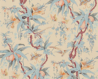 Ralph Lauren Mary Day Botanical Tea PRL5023/02 Wallpaper