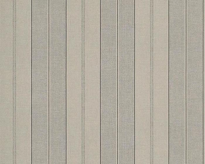 Ralph Lauren Seaworthy Stripe Pewter PRL5028/03 Wallpaper