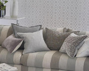 Designers Guild Merletti Graphite PDG1093/06 Wallpaper
