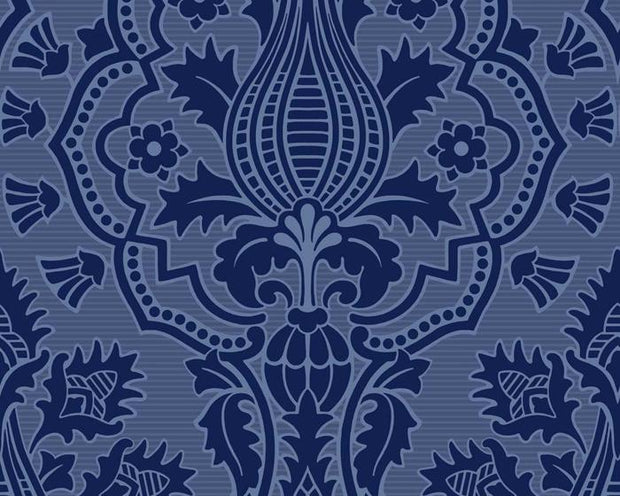 Cole & Son Pugin Palace Flock 116/9033 Wallpaper