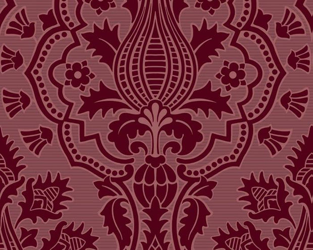 Cole & Son Pugin Palace Flock 116/9034 Wallpaper