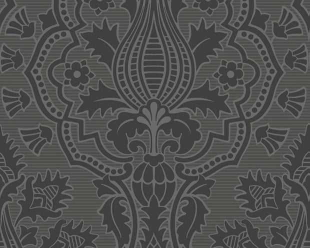 Cole & Son Pugin Palace Flock 116/9035 Wallpaper