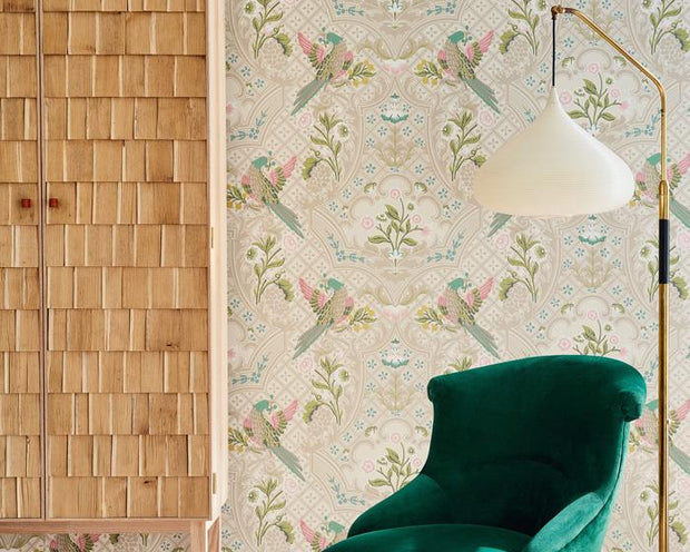Little Greene Brodsworth Consort 0259BRCONSO Wallpaper