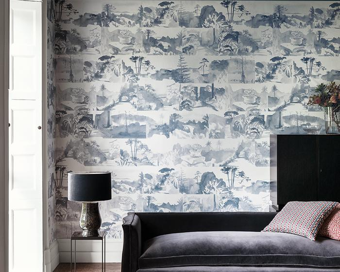 Paint & Paper Library Abbey Gardens Terrace  PPAGTE Wallpaper