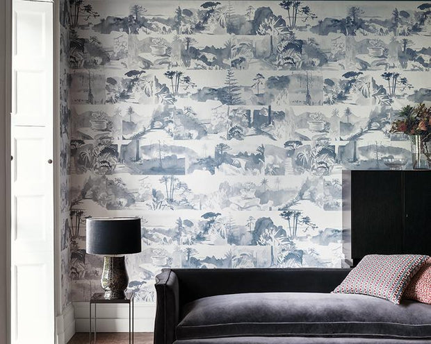 Paint & Paper Library Abbey Gardens Muga  PPAGMU Wallpaper