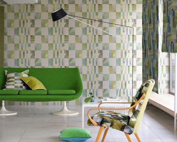 Designers Guild Parterre Emerald PDG1122/02 Wallpaper