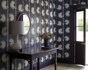 Paint & Paper Library Hardy Palm Acqua Viva Wallpaper