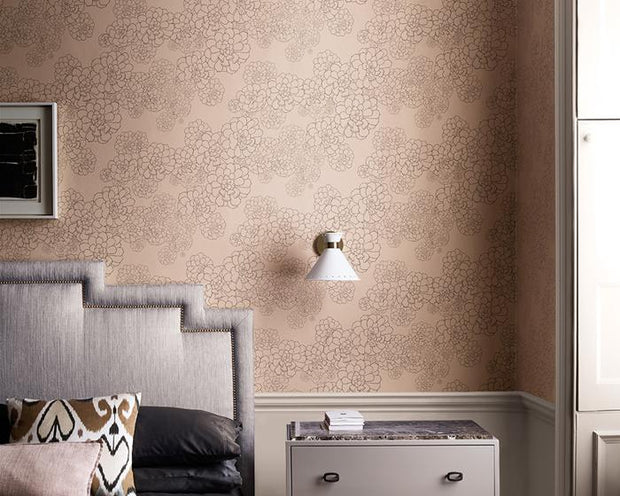 Paint & Paper Library Aeonium Blue Gum PPAEBG Wallpaper