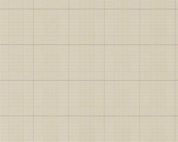 Ralph Lauren Egarton Plaid - Gunmetal Cream PRL017/15 Wallpaper