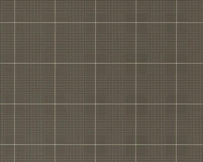 Ralph Lauren Egarton Plaid - Gunmetal Black PRL017/14 Wallpaper